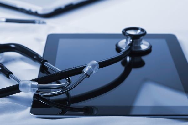tablet healthcare NHS