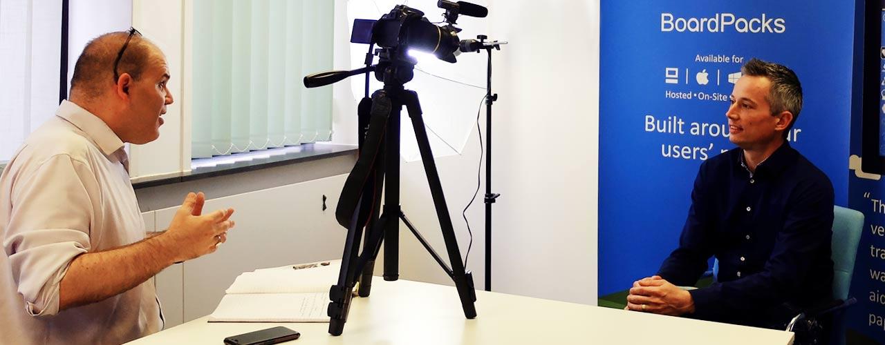 Making Movies BoardPacks in Germany