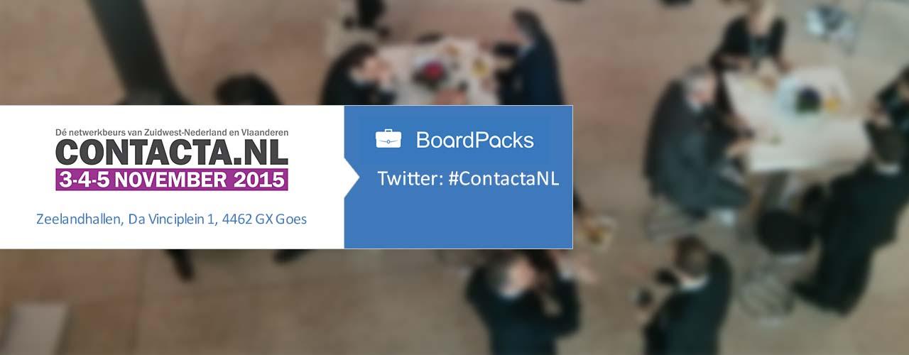 BoardPacks at Contacta.nl