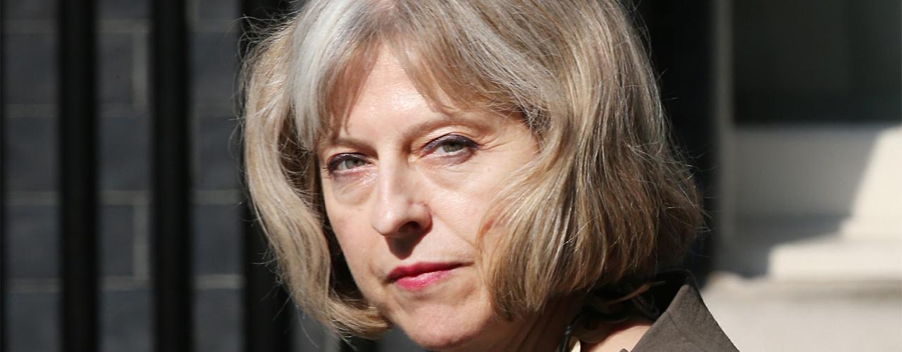 Theresa May changing UK governance